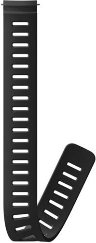 Suunto 24mm Dive 1 Silicone Extension Strap D5 Black XL