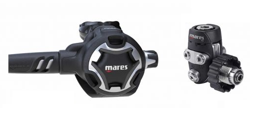 Mares Regulator Dual Adj 52X DINBK
