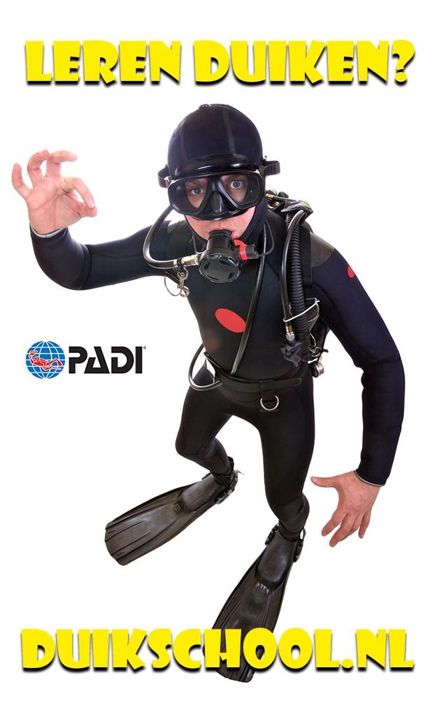 Voorpag - banner duikschool.nl - tab