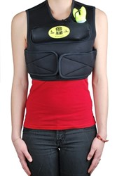 Spare Air Neoprene vest with mouthpiece cover (one size)