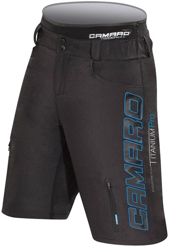 Camaro Evo Pants Pro Short 286581-42 M
