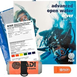 PADI Advanced Open Water Crewpak