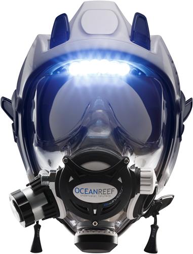 Ocean Reef Space Extender met Visor Lights