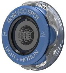 Light & Motion Gobe 500 Spot Head Blue