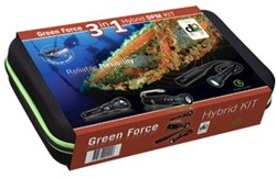 Greenforce 3 In 1 Hybrid Dpm Kit kabellamp