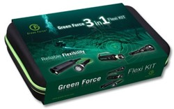 Greenforce 3 In 1 Flexi Kit kabellamp