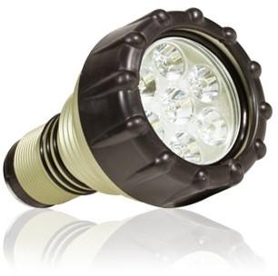 Greenforce Heptastar 2000 CW Lampkop