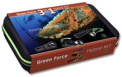 Greenforce 3 In 1 Hybrid Kit kabellamp