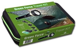 Greenforce Travel Kit duiklamp