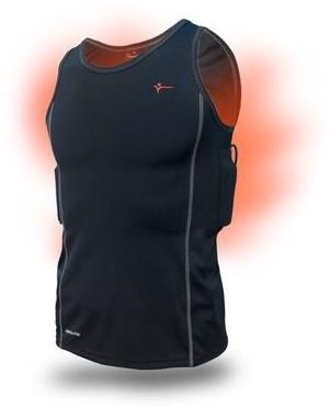 Thermalution Blue Grade PLUS+ heating vest L
