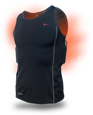 Thermalution Blue Grade PLUS+ heating vest XS