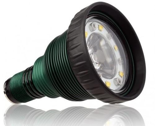 Greenforce Heptastar 3000 DB Lampkop