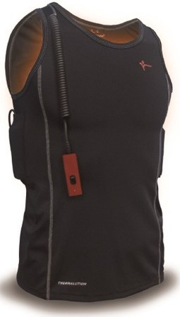 Thermalution Green grade  Thermal vest