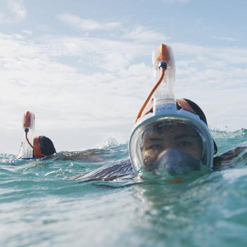 Ocean Reef Snorkie-Talkie Eu Ver Duo pakket-2