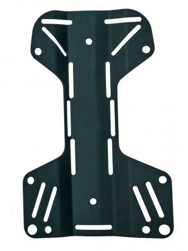 Tecline H-shape 3mm Aluminium Backplate