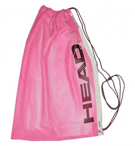 Head Training mesh bag roze