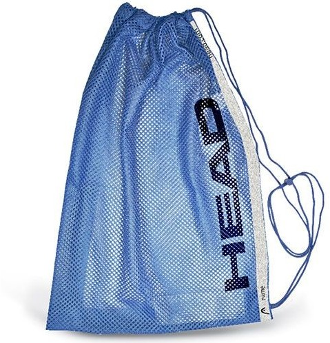 Head Training mesh bag blauw