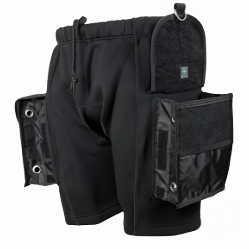 Highland Neoprene Pocket Shorts - Medium