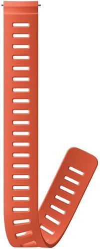 Suunto 24mm Dive 1 Silicone Extension Strap D5 Coral XL