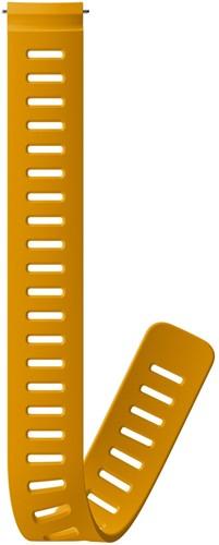 Suunto 24mm Dive 1 Silicone Extension Strap D5 Amber XL
