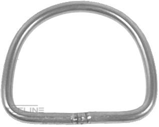 Tecline D-ring 50 mm x 5mm