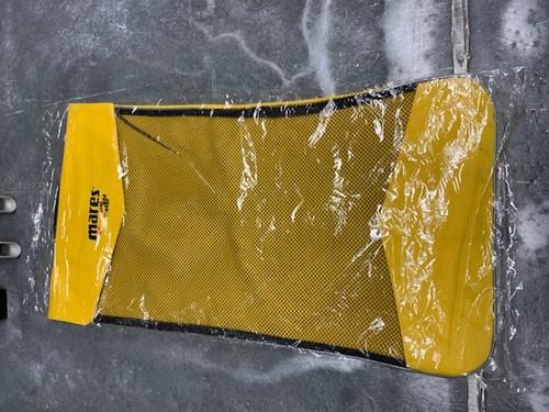 Mares snorkeltas geel met schouderband