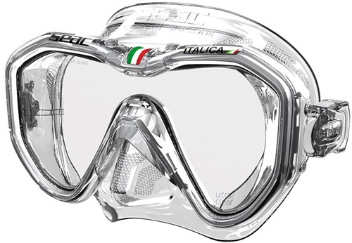 Seac Mask Italica Asian Fit S/KL