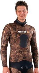 Mares Jacket Intinct Camo Brown 55 Open Cell