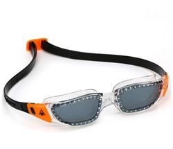 Aquasphere Kameleon Dark Lens Clear/Orange