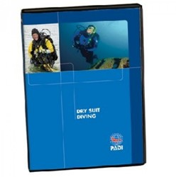 PADI DVD - Dry Suit Diving