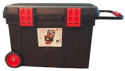 Dive box 180 litre hd with wheels