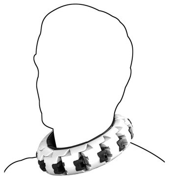 Mares Strap Silicone For Fd Collar-2