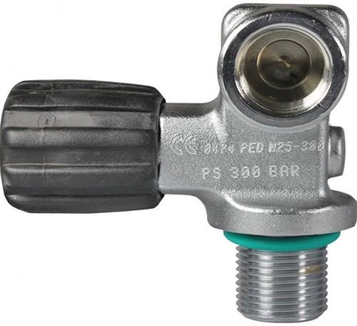 Kraan Enkel 300Bar M25X2 Viton G5/8