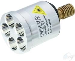 Metalsub LED unit for KL1256 / Handheld  XL 13.2 (34W-3600 lm)