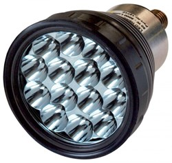 Metalsub LED Head XRE6300 for KL 1256 (60W-6300 lm)