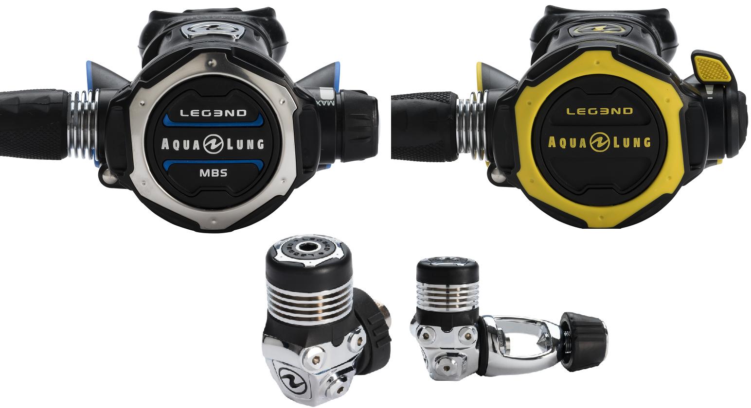 Aqualung Leg3nd MBS / Leg3nd Octopus Automatenset