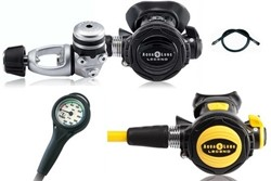 Aqualung Legend Supreme regulator set