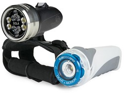Light & Motion Sola Dive 2500 S/F Combo duiklamp