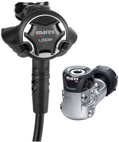 Mares Regulator Loop 15X Intbk