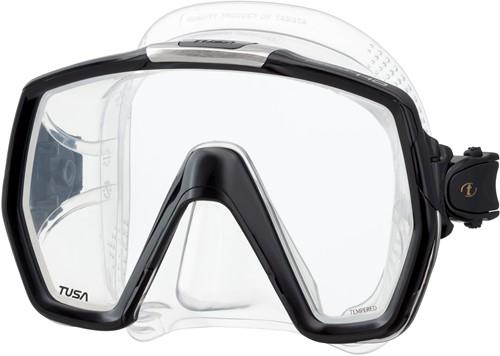 Tusa M1001 Bk Freedom Hd duikbril