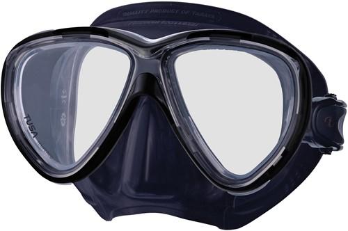 Tusa M211Qb Bk Freedom One duikbril