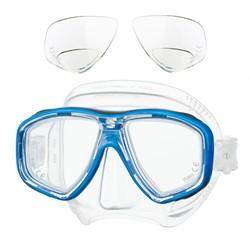Tusa M212 duikbril op sterkte met lees glazen