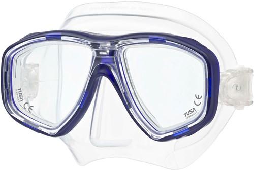 Tusa M28 Cbl Geminus duikbril