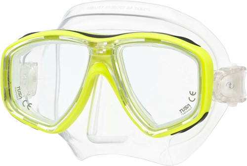 Tusa M28 Fy Geminus duikbril