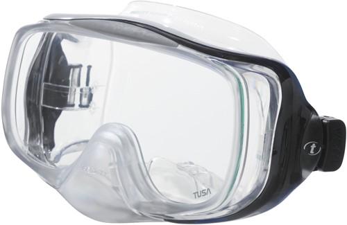 Tusa M32 Bk Imprex 3D Hyperdry duikbril