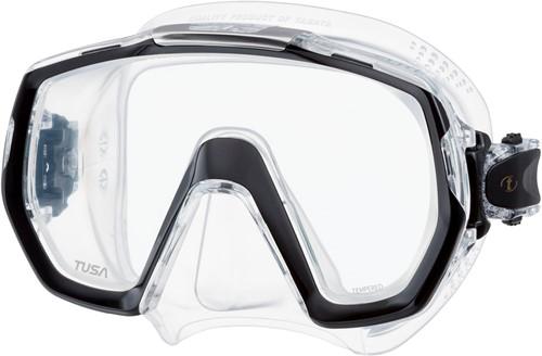 Tusa M1003 Bk Freedom Elite duikbril