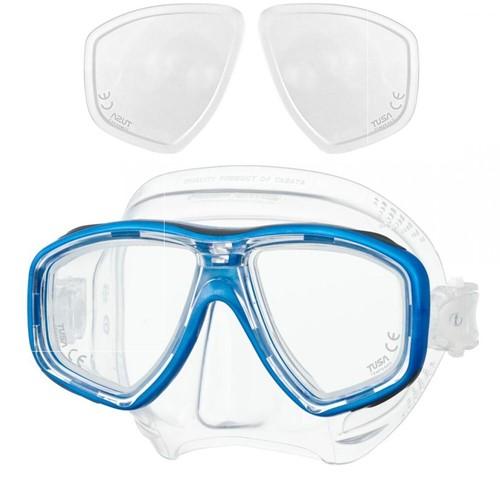 Tusa M212 Duikbril Op Sterkte Met Minglazen