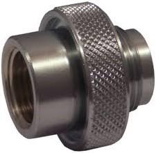 Adapter Male M26X2 Naar Female G5/8 Din300