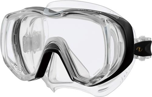 Tusa M3001 Bk Tri-Quest Fd duikbril
