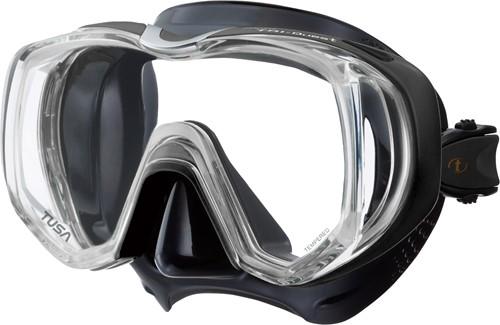 Tusa M3001Qb Bk Tri-Quest Fd duikbril